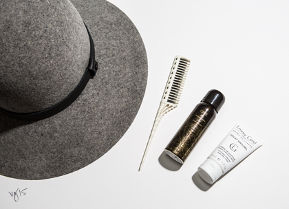 Hat hair kit promo