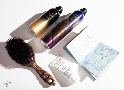 How to stop static hair on a plane kit promo