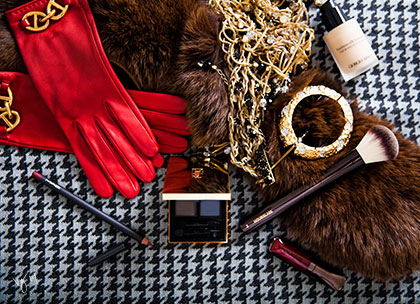 Fall makeup essentials promo