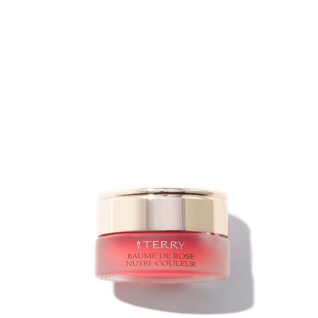 BY TERRY Baume De Rose Nutri-Couleur Lip Balm in 3 Cherry Bomb