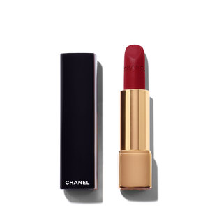 CHANEL Rouge Allure Velvet Intense Long-Wear Lip Colour - 38 La Fascinante | @violetgrey