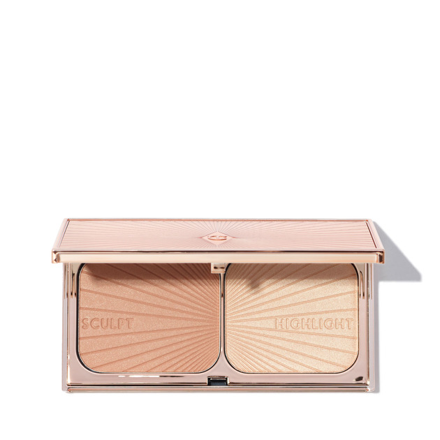 Charlotte Tilbury Filmstar Bronze and Glow in Face Sculpt & Highlight
