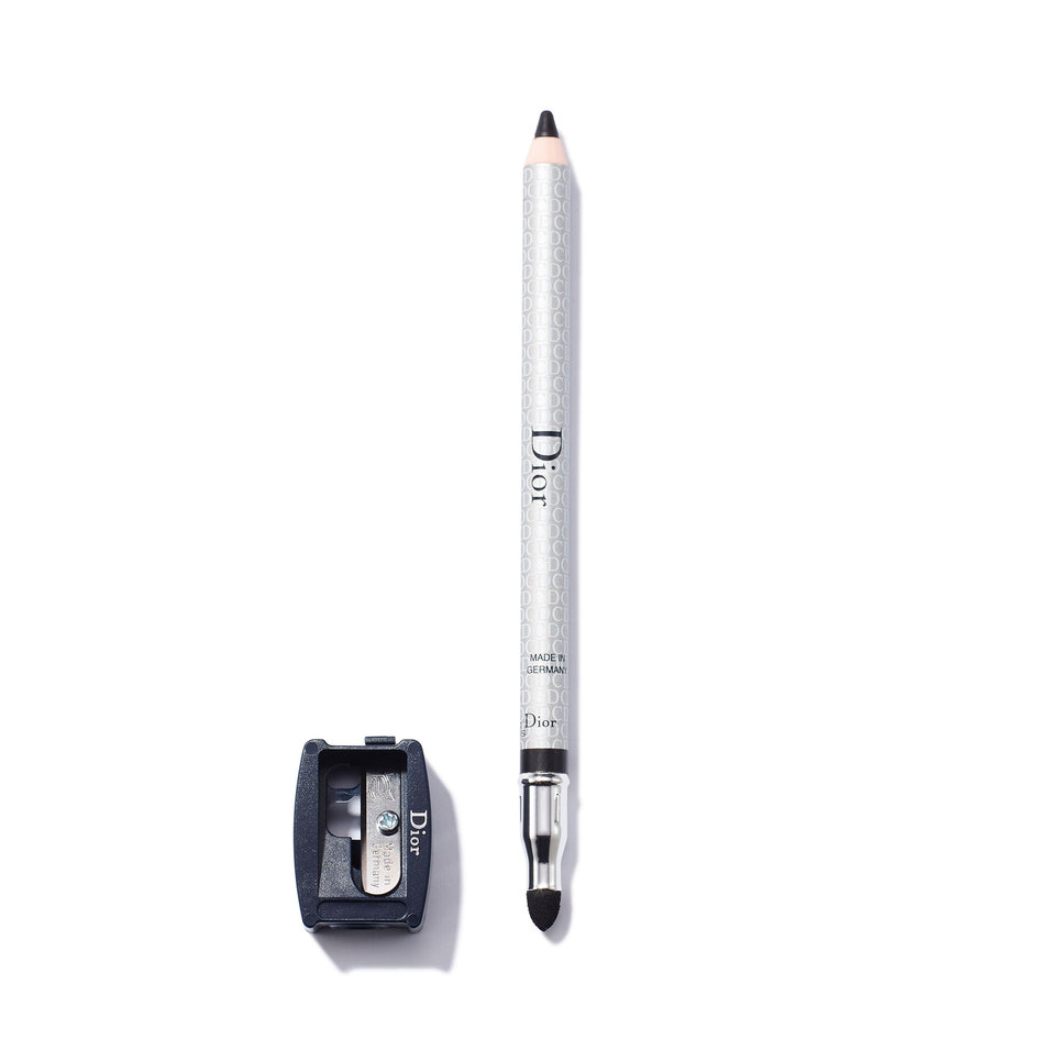 Dior Waterproof Crayon Eyeliner in Trinidad Black