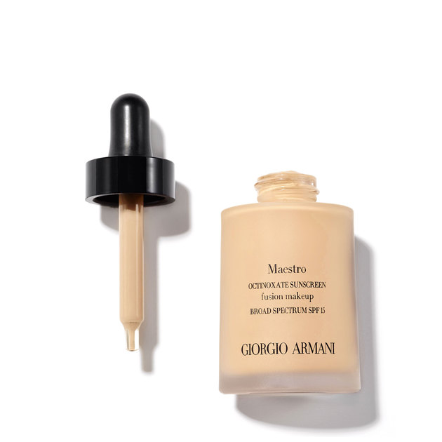 Giorgio Armani Maestro Foundation Broad Spectrum SPF 15 in 4.5