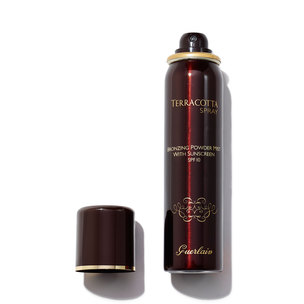 GUERLAIN Terracotta Spray Bronzing Powder Mist - Medium | @violetgrey