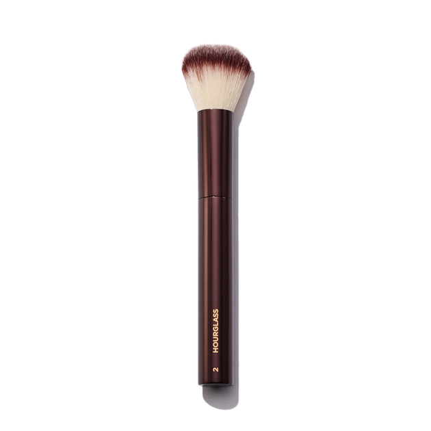 Hourglass Nº 2 Foundation/Blush Brush