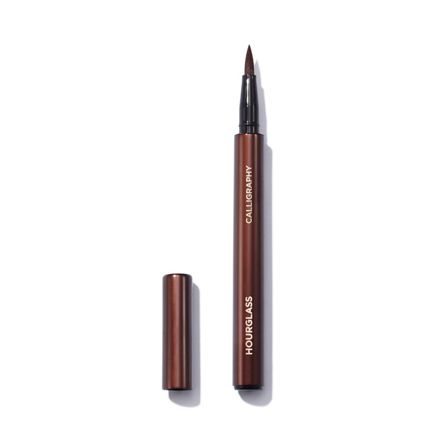 Hourglass Calligraphy Liquid Eye Liner in Cognac