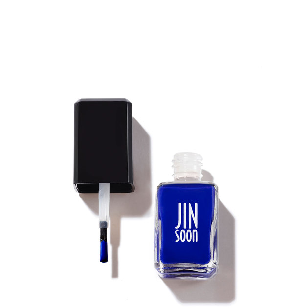 JINsoon Nail Color in Blue Iris