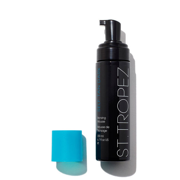 St. Tropez Self Tan Dark Bronzing Mousse in 6.7 oz