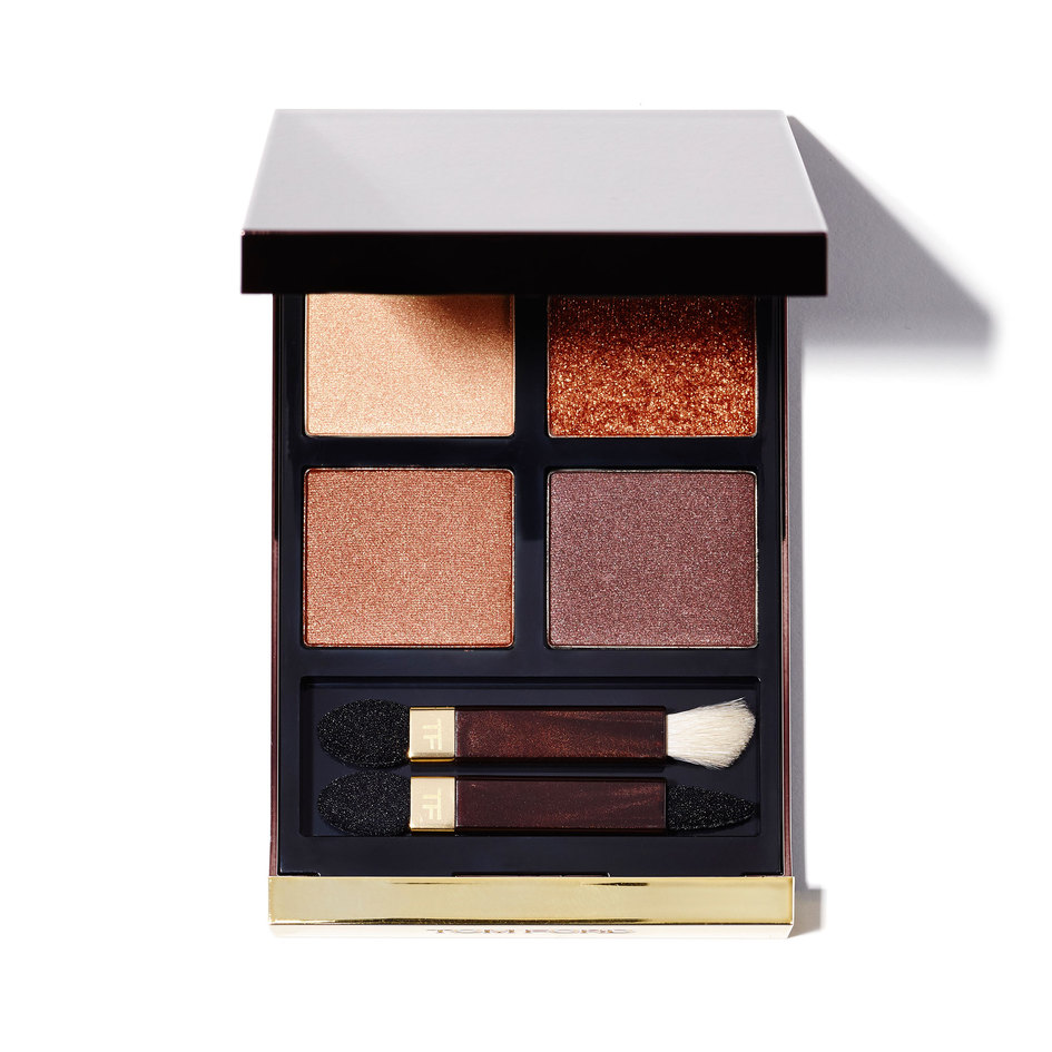 Tom Ford Eye Color Quad Eyeshadow Palette in Cognac Sable