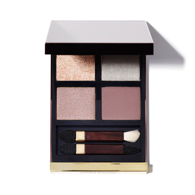 Tom Ford Eye Color Quad Eyeshadow Palette in Silvered Topaz