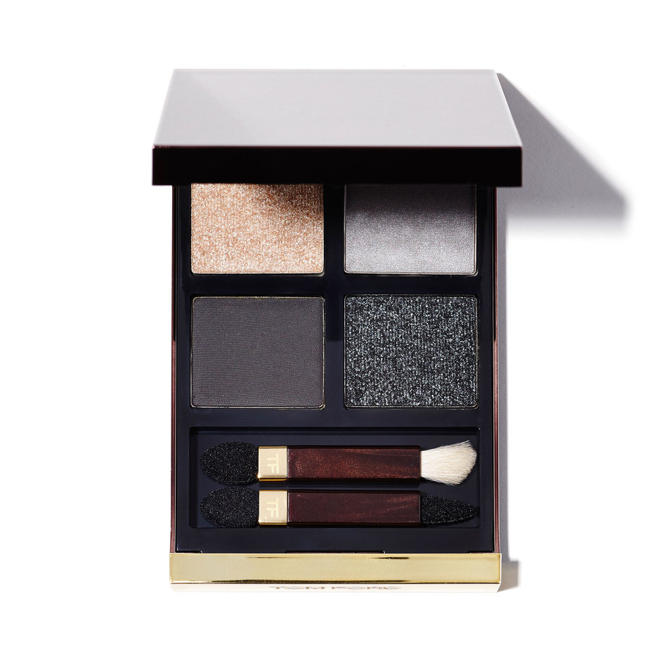 Tom Ford Eye Color Quad Eyeshadow Palette in Titanium Smoke