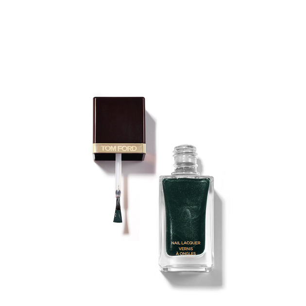 Tom Ford Limited Edition Nail Lacquer in Black Jade