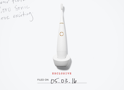 Apa beauty clean white sonic toothbrush promo