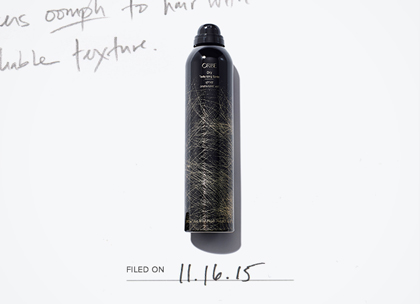 Oribe dry texturizing spray promo