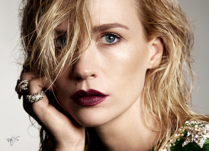 Beauty test january jones promo