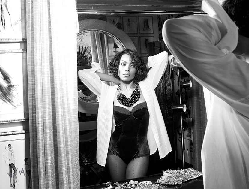 Getting Dressed With Angela Bassett  |  #VioletGrey, The Industry's Beauty Edit
