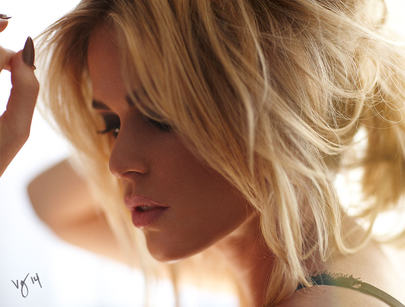 In The Makeup Chair With Alice Eve  |  #VioletGrey, The Industry's Beauty Edit