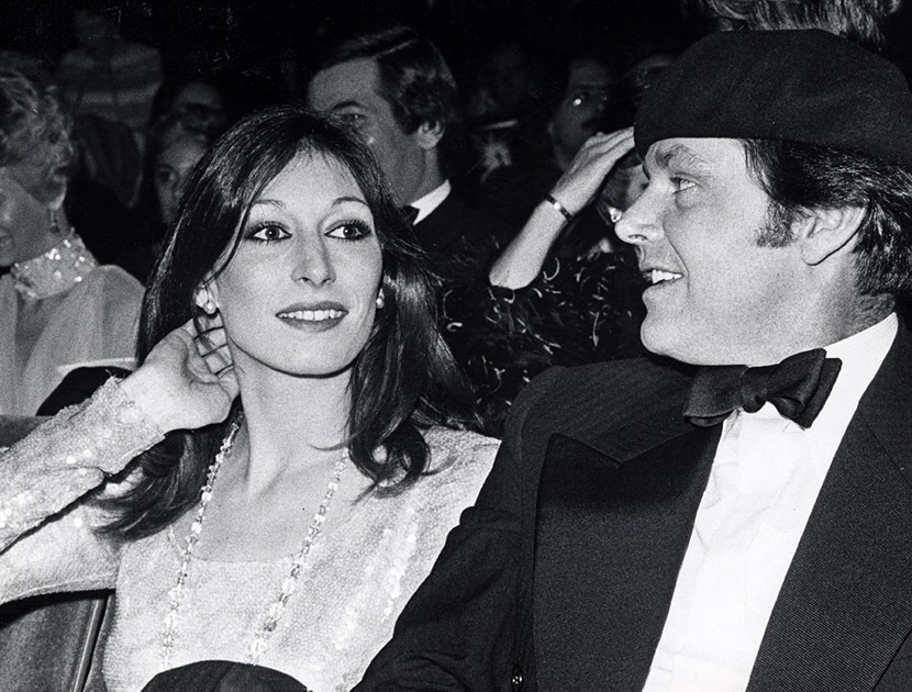 Anjelica Huston Amp Jack Nicholson A Moment In Time The