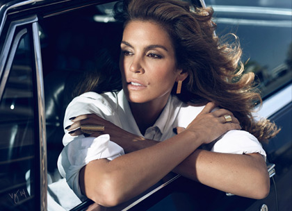 Cindy crawford makeup tutorial promo