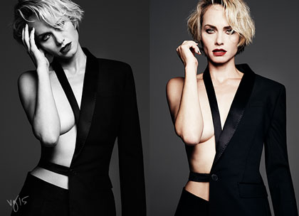 The red lip with amber valletta and rachel goodwin promo