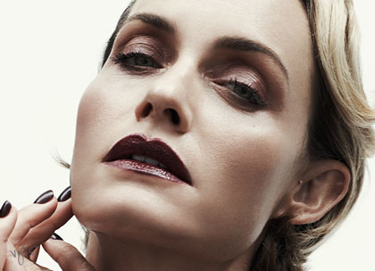 The vamp red lip with amber valletta and rachel goodwin promo