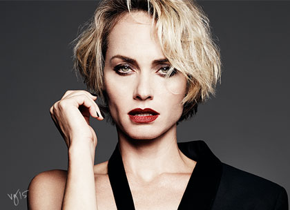 The velvet red lip with amber valletta and rachel goodwin promo