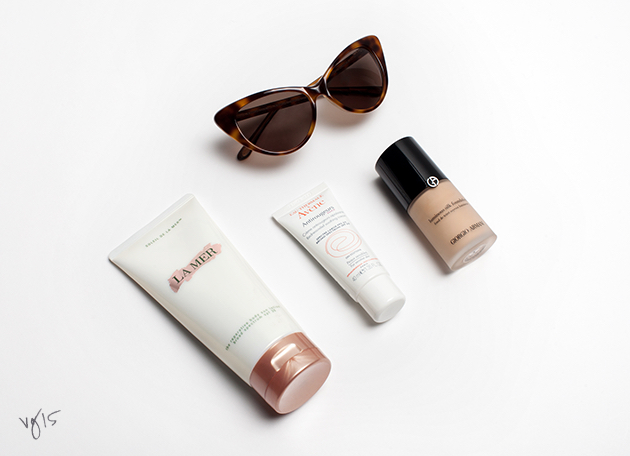How to layer spf with makeup promo