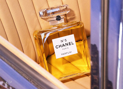 How to use 30 oz of chanel no 5 promo