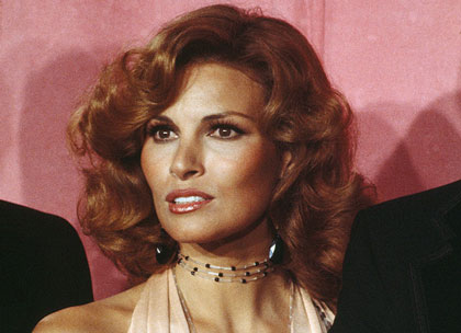The golden goddess tutorial raquel welch promo
