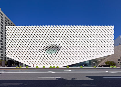 The broad museum promo