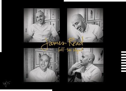 Lessons on self tanner removal with james read promo