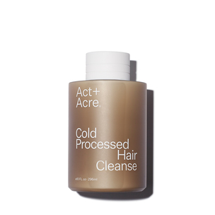 ACT+ACRE Hair Cleanser - 10 oz | @violetgrey