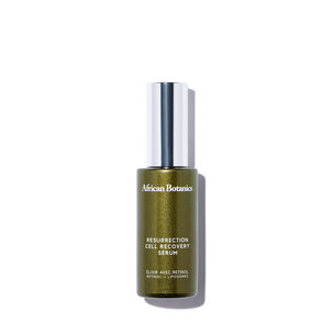 AFRICAN BOTANICS Resurrection Cell Recovery Serum - 1 oz | @violetgrey