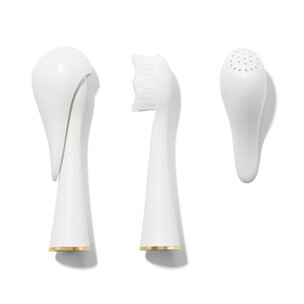 APA BEAUTY Apa Beauty Soft Bristle Brush Heads | @violetgrey