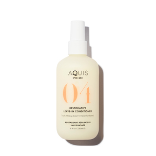 AQUIS Prime Restorative Leave-In Conditioner | @violetgrey