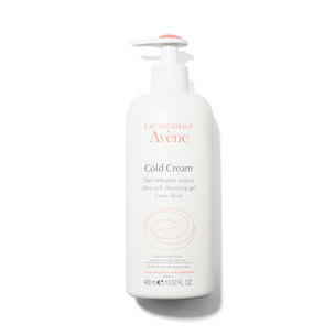 EAU THERMALE AVèNE Cold Cream Ultra-Rich Cleansing Gel | @violetgrey