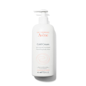 EAU THERMALE AVèNE Cold Cream Nourishing Body Lotion - 13.52 oz | @violetgrey