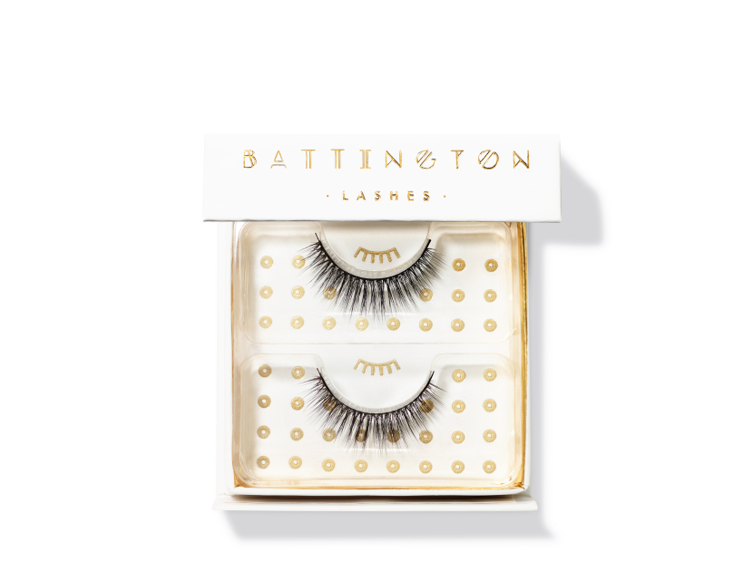 BATTINGTON LASHES Monroe Lashes | @violetgrey