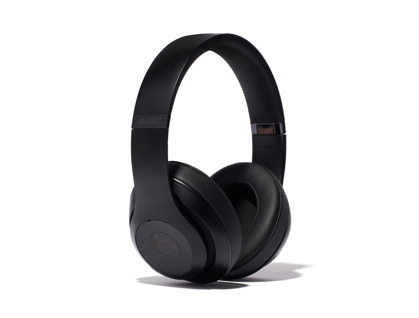 Beats by Dre Beats Studio 3 Wireless Over-Ear Headphones - Matte Black