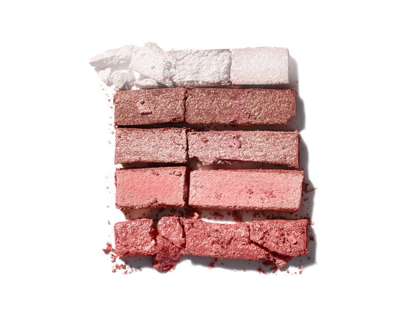 BOBBI BROWN Rose Shimmer Brick | @violetgrey