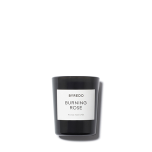 BYREDO Mini Candle - Burning Rose | @violetgrey