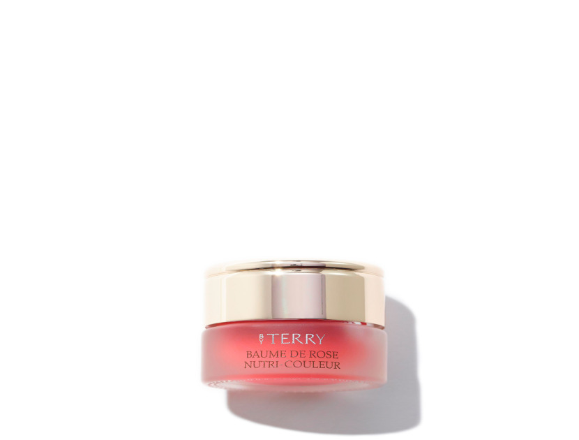 BY TERRY Baume De Rose Nutri-Couleur Lip Balm - 3 Cherry Bomb | @violetgrey