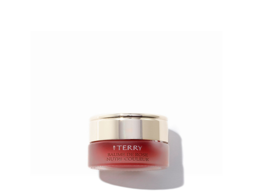 BY TERRY Baume De Rose Nutri-Couleur Lip Balm in 4 Bloom Berry | Shop now on @violetgrey https://www.violetgrey.com/product/baume-de-rose-nutri-couleur-lip-balm/BYT-6141002040-40