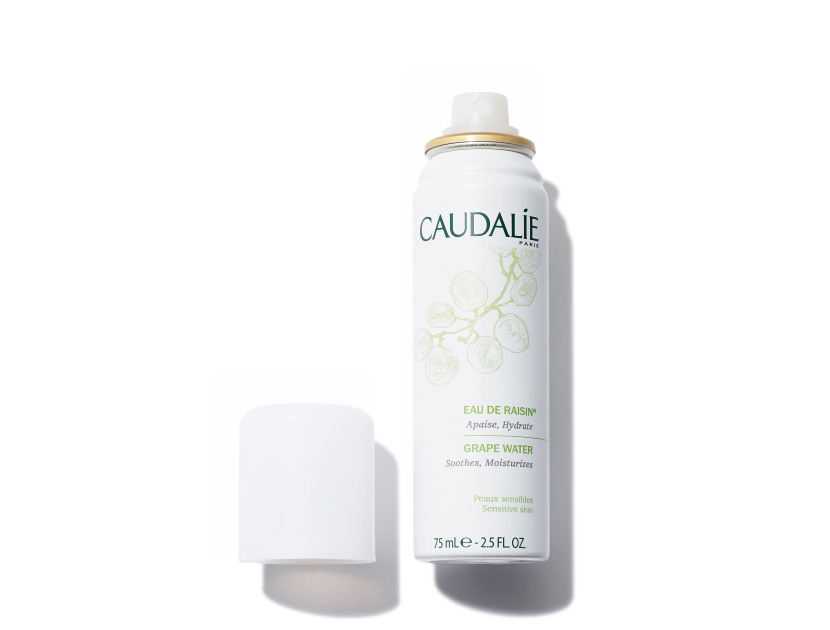 Caudalie Organic Grape Water in 2.5 oz | Shop now on @violetgrey https://www.violetgrey.com/product/organic-grape-water/CAU-000122