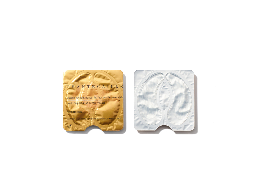 CHANTECAILLE Gold Eye Masks, 8 Count | @violetgrey
