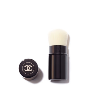 CHANEL Retractable Kabuki Brush | @violetgrey
