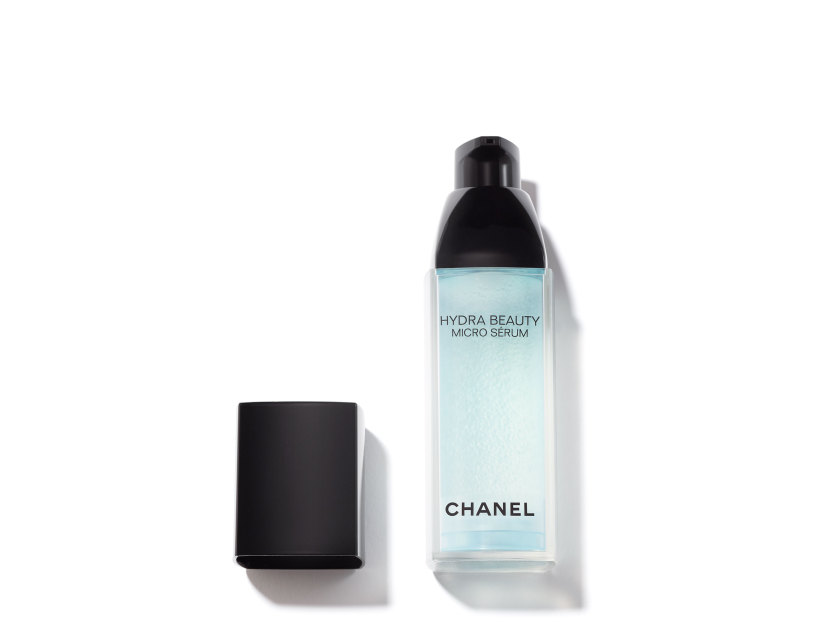 CHANEL Hydra Beauty Micro Sérum Intense Replenishing Hydration - 1 oz | @violetgrey