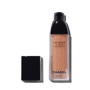 CHANEL Les Beiges Eau De Teint - Medium Light | @violetgrey