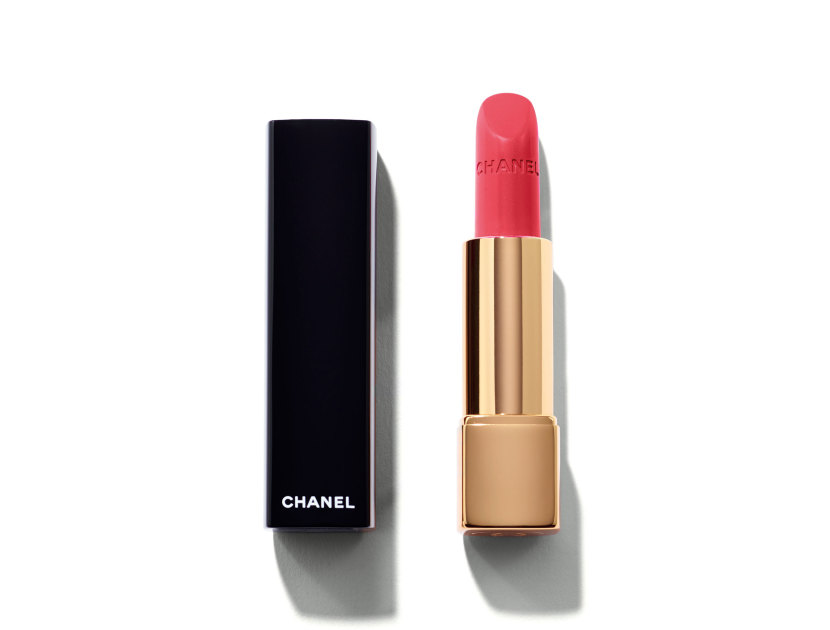 CHANEL Rouge Allure Intense Long-Wear Lip Colour - 138 Fougueuse | @violetgrey